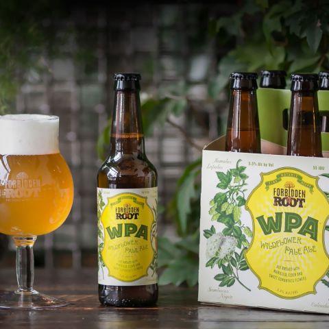 Wildflower Pale Ale - WPA