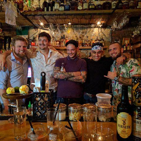 The Boynton Beach bartenders!